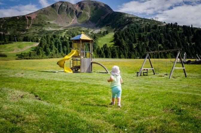 Anna und die Rutschbahn