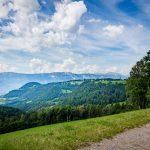 Blick Richtung Oberbozen
