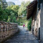 alte Straße Eppan
