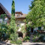 malerisches Haus