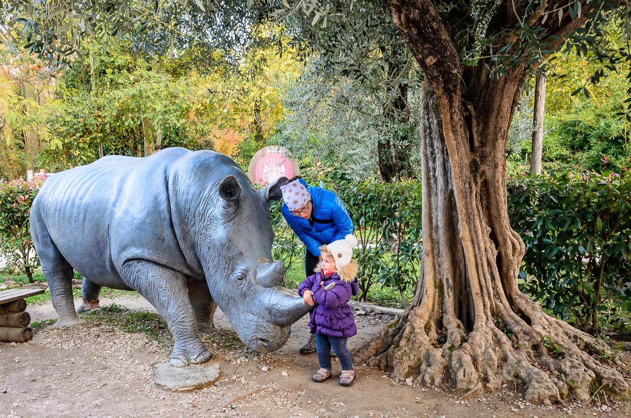 Tiergarten Parco Natura Viva