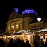Weihnachtsmarkt Kurhaus Meran