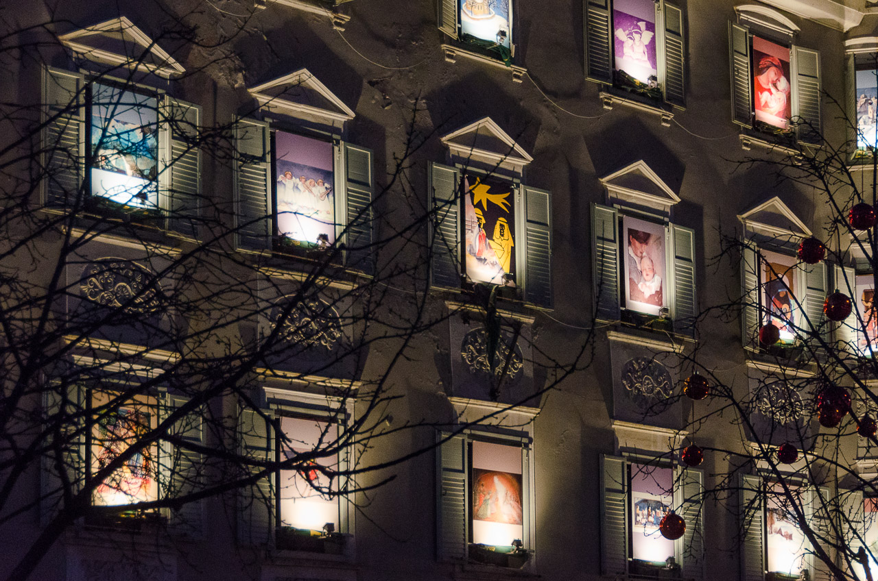 Adventskalender in Brixen