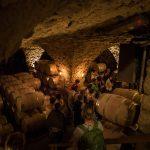 Im Keller von Castel Sallegg