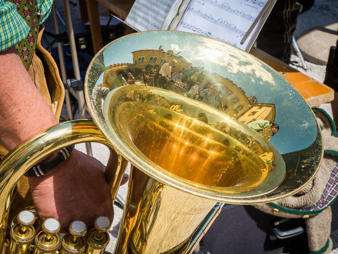 Castel Sallegg in der Tuba