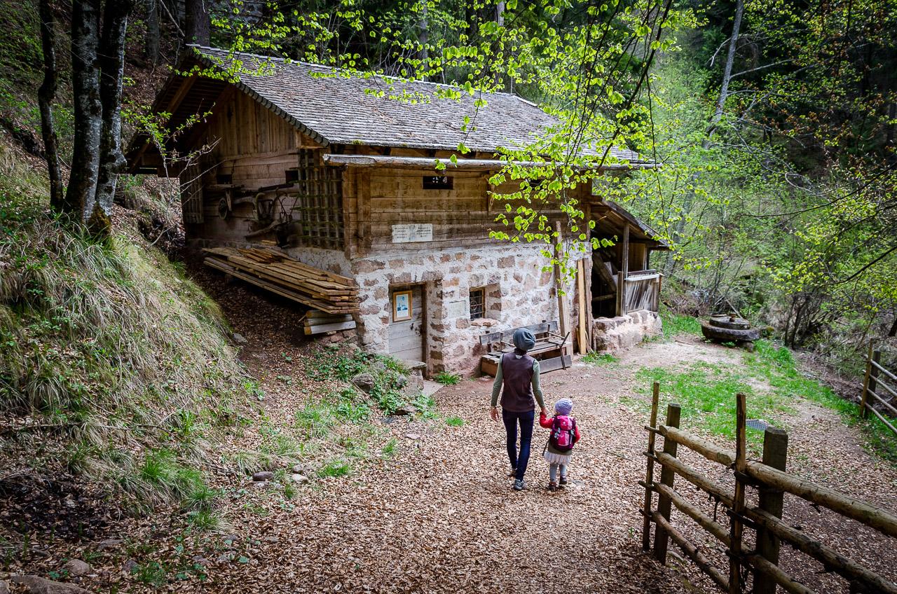 Matznellermühle Aldein