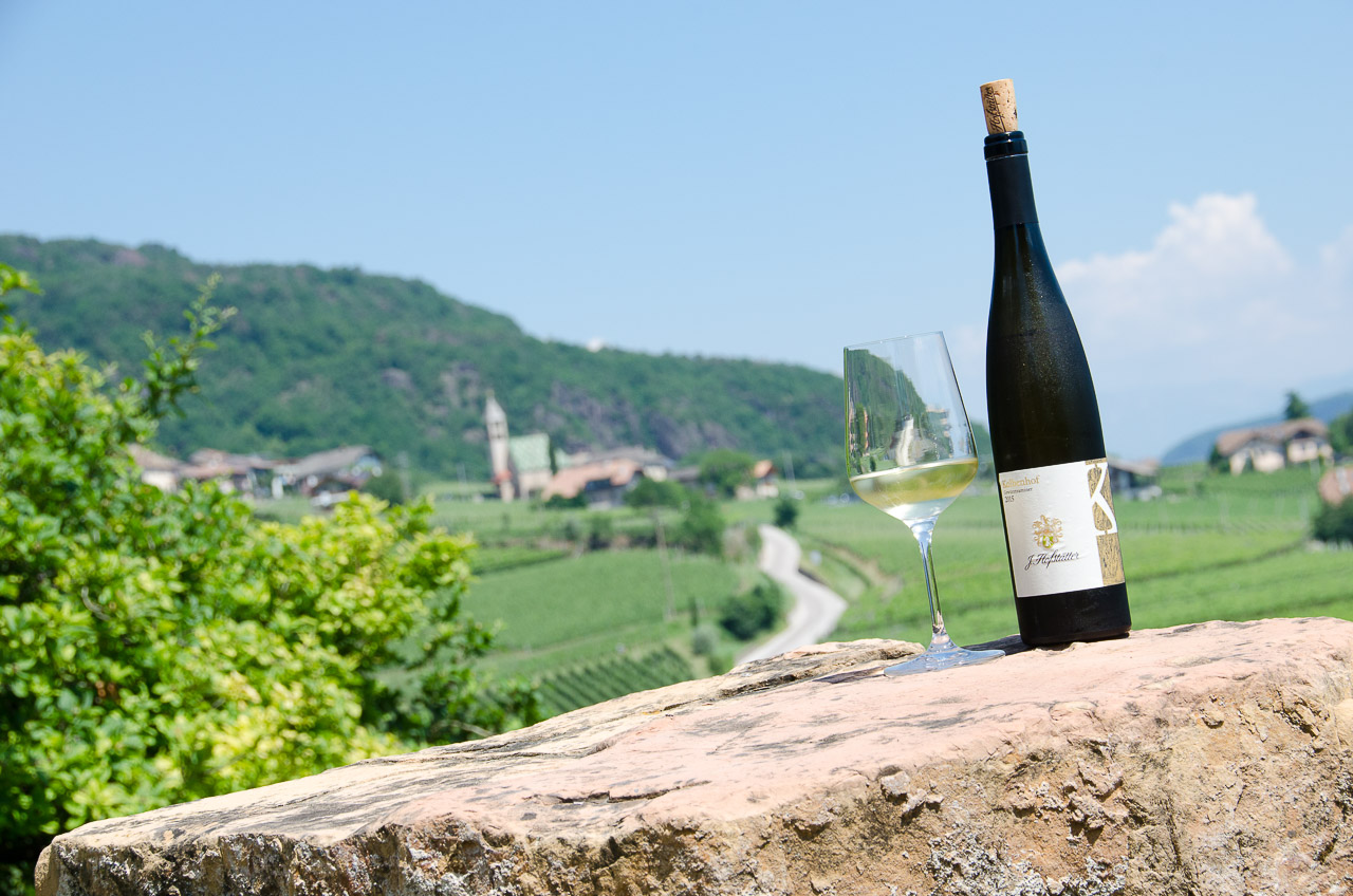 Vigna Kolbenhof - Gewürztraminer Weinwandertag Tramin