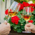 Gewürztraminer Weinwandertag Gewürztraminer Rosè
