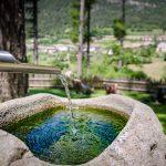 Brunnen Kneipp Anlage Truden