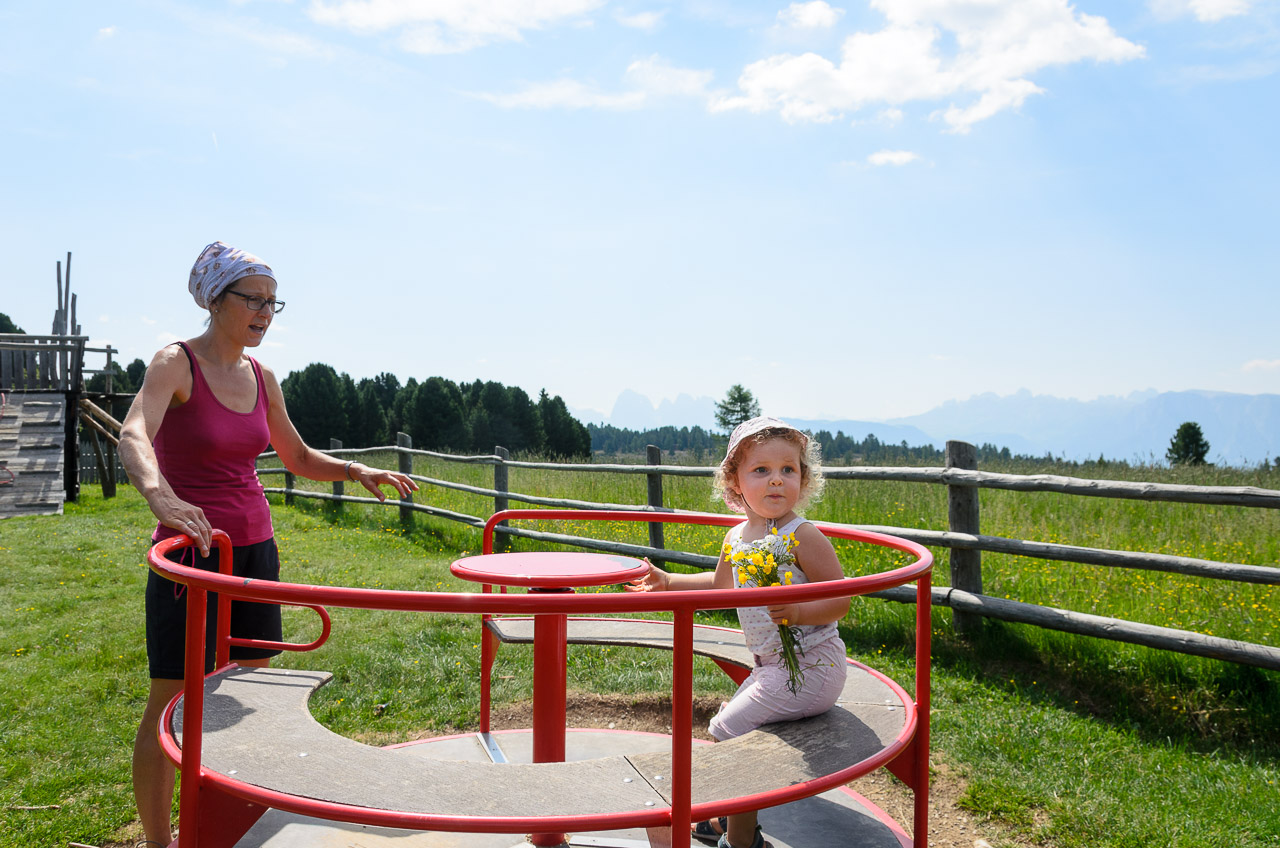Spielplatz Rinderplatzhütte
