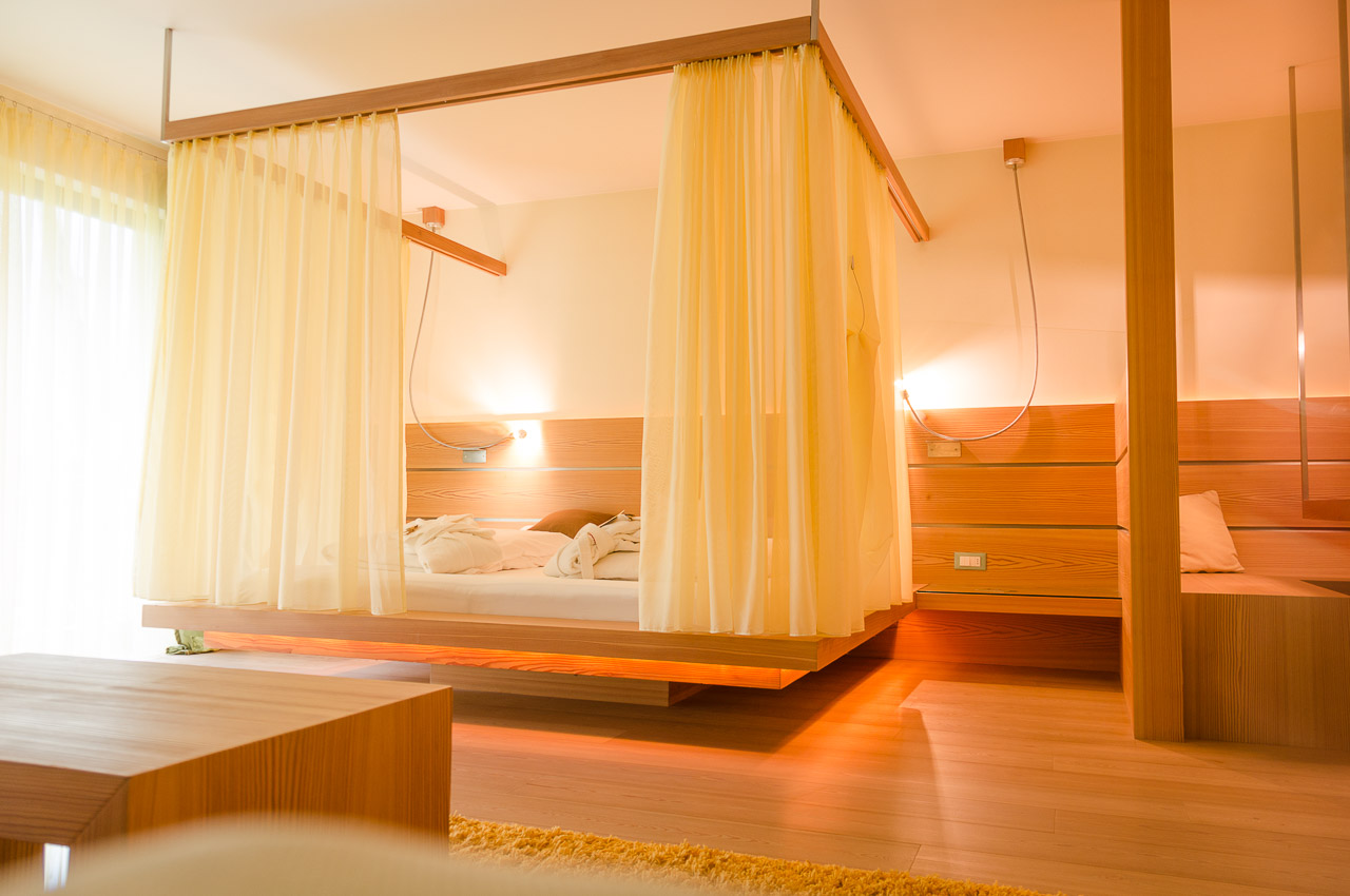 Suite Kirchhof im Hotel Waltershof
