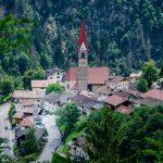 Das Ultner Dorf St. Pankraz
