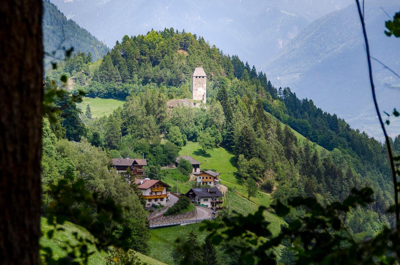 Schloss Eschenlohe bei St. Pankraz