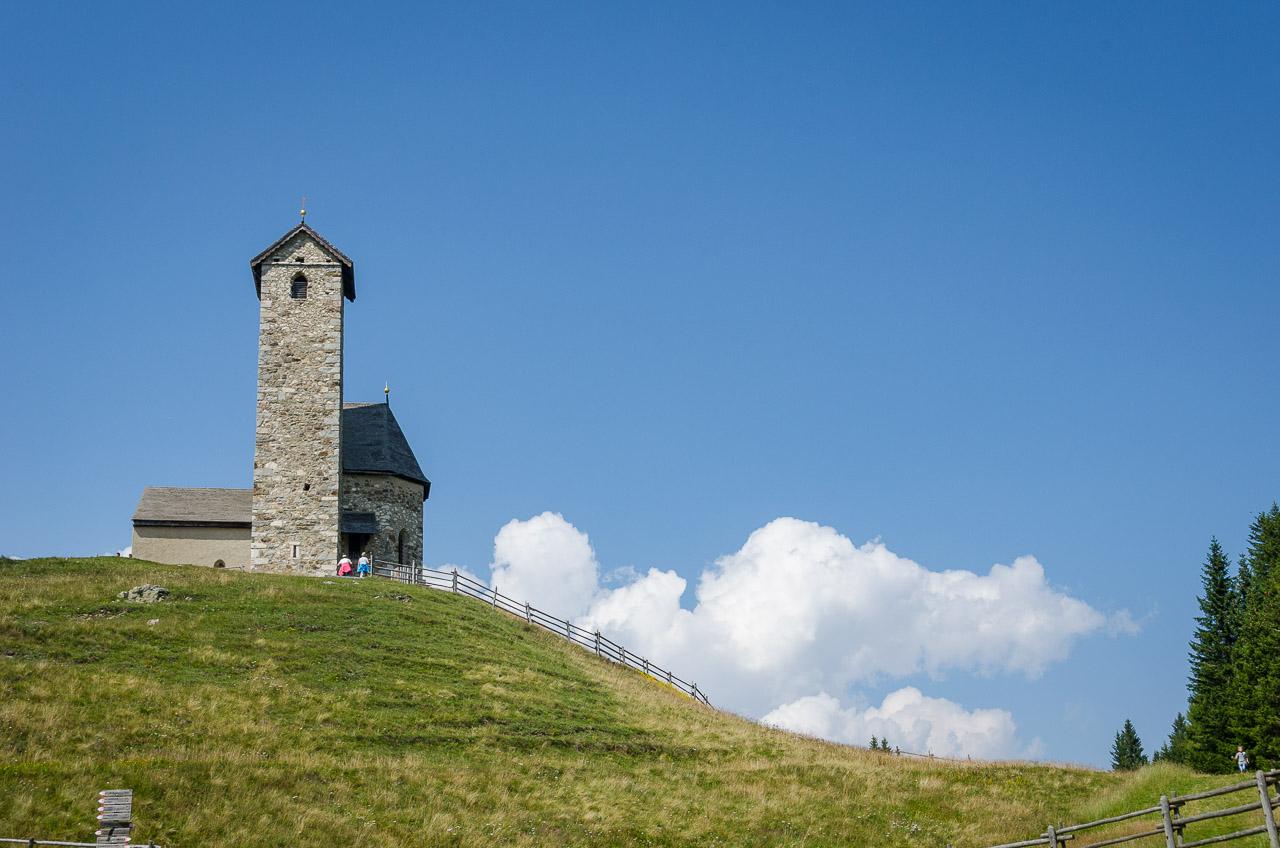 Vigljoch - St. Vigilius Kirche
