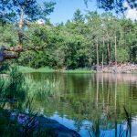 Göllersee in Aldein