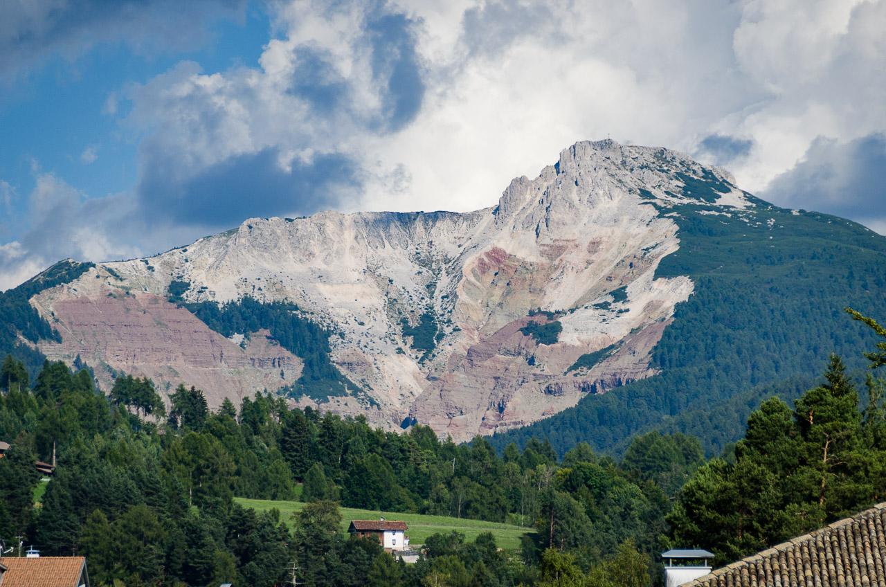 Bletterbach, Weißhorn