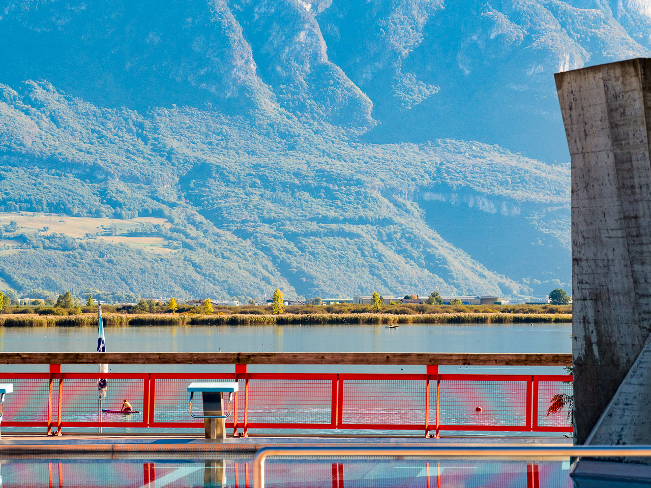 Kalterer See, Lido