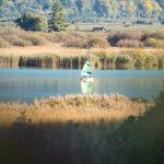Kalterer See, Segelboot