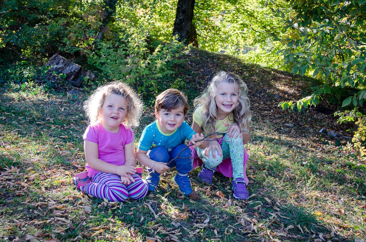 Anna, Hannes, Lisa