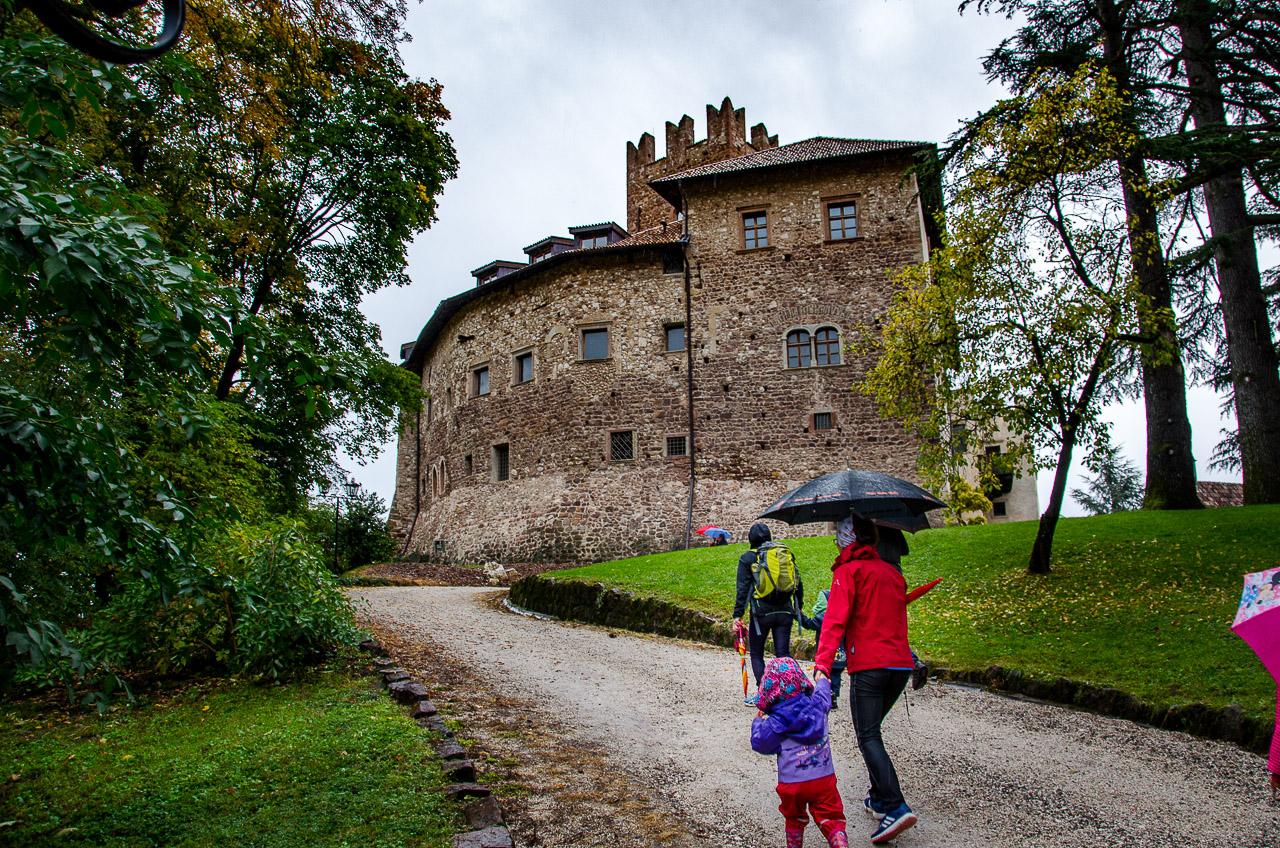 Schloss Freudenstein in Eppan Berg