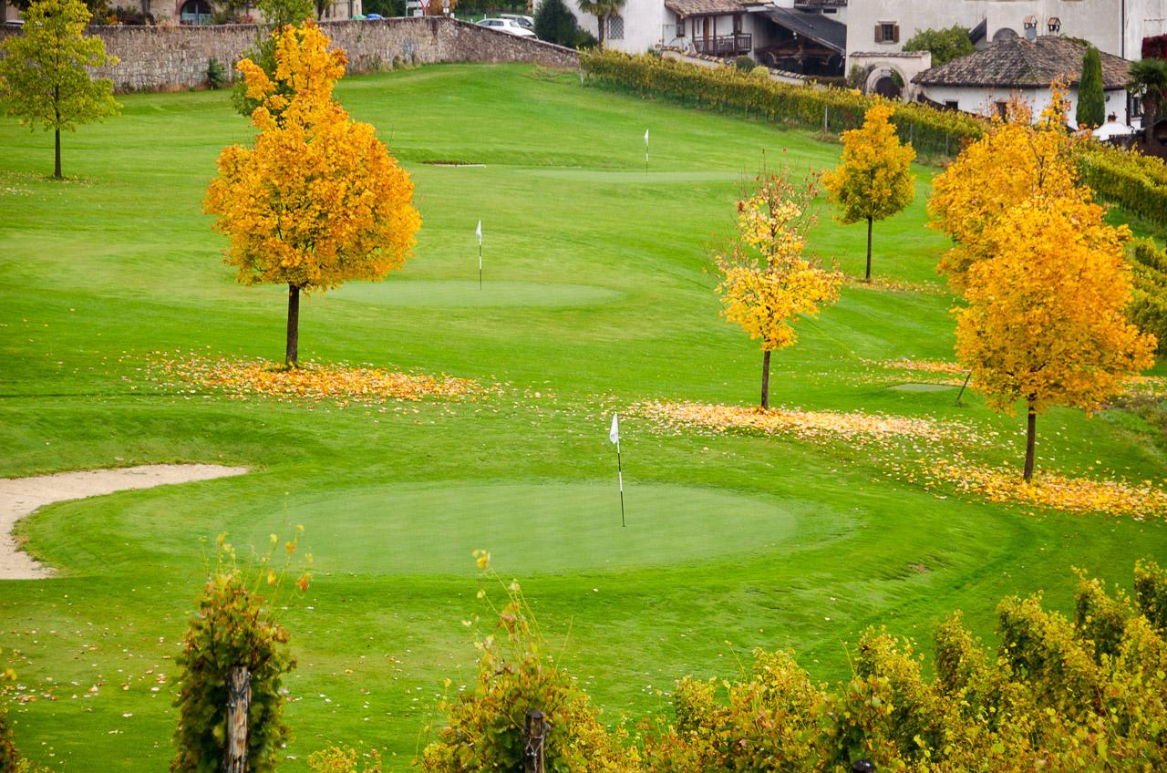 Golfübungsanlage Schloss Freudenstein