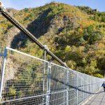 Hängebrücke Vilpian Scholerweg