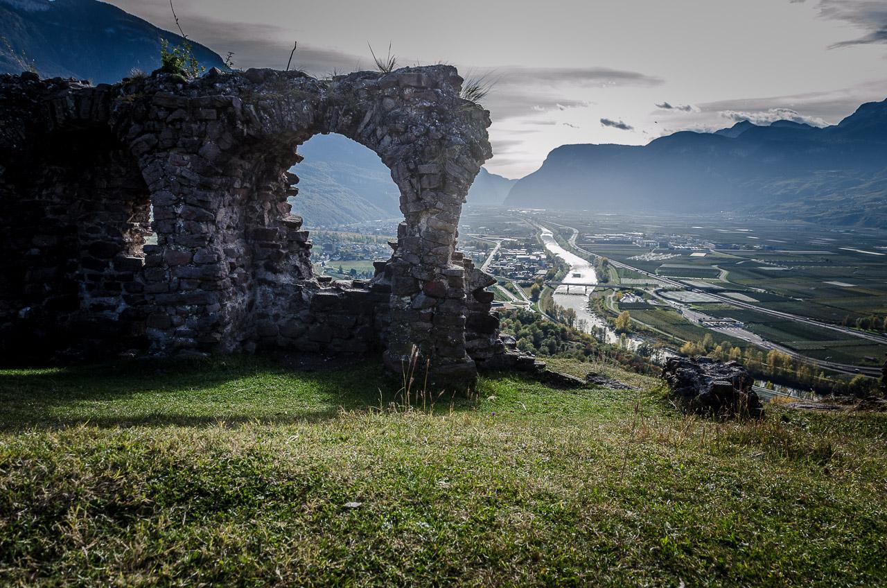 Castelfeder mit Kiechlberg, St. Daniel