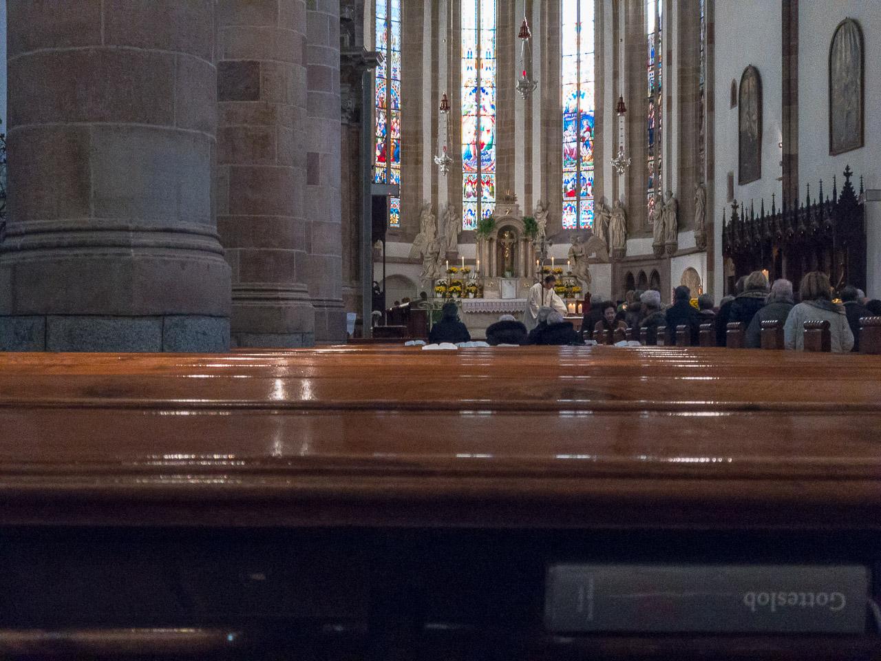 In der Stadtpfarrkirche zum Hl. St. Nikolaus von Meran