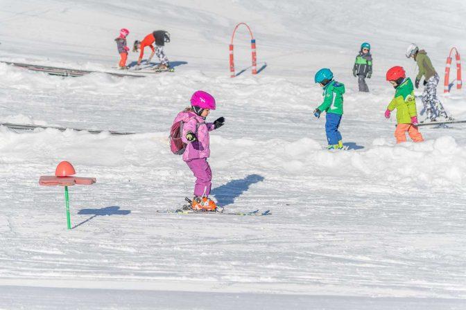 Kids Snow Day auf der Seiser Alm